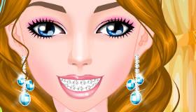 maquillaje : Brackets chulos - 3