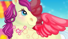 gratis : Curar a un poni mágico