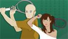 gratis : Juego de deporte de squash