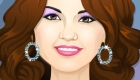 Juego de maquillar a Selena Gomez