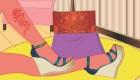 vestir : Zapatos a la moda