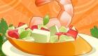 cocina : Cocinar bruschetta de gambas