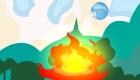 gratis : Juego de fuego y agua