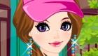 vestir : Chica guapa a la moda