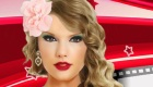 famosos : Juego de maquillar a Taylor Swift