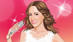 famosos : Cambio de look de Violetta - 10