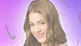 famosos : Juego de Memoria de Violetta