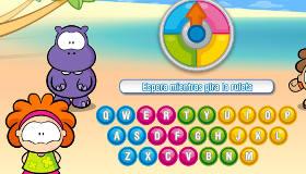 gratis : Juego de letras de niños - 11