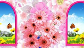 decoración : Arte floral - 7