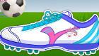 vestir : Juego de vestir de zapatillas de deporte