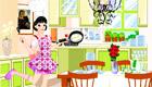 decoración : La cocina de Alexandra