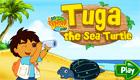 famosos : La tortuga de Diego