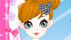 maquillaje : Juegos de pelo en línea