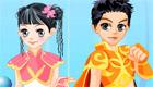 vestir : Juegos de chica manga