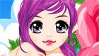 maquillaje : Juego de princesa para chica