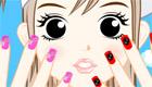 maquillaje : La manicura de Carine - 3