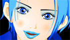 maquillaje : Una chica modelo de publicidad - 3