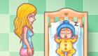 gratis : Juegos de baby-sitter