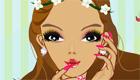 maquillaje : La boda de Wendy