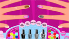 maquillaje : Juegos de maquillaje de uñas