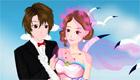 vestir : Juego de boda en la costa para chicas