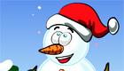 vestir : El muñeco de nieve