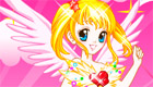 vestir : Una chica ángel