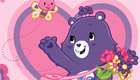 famosos : Un oso amoroso al que le encantan las flores