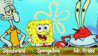 famosos : Bob Esponja contra el robot - 10