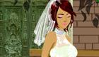 vestir : Juego de boda de jardín