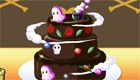 cocina : Una tarta de Halloween