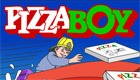 cocina : Entrega de pizzas en barco