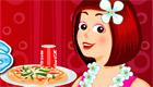 cocina : Juegos de chica camarera