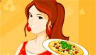 cocina : Juego de camarera en una cafetería