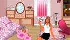 decoración : Una auténtica habitación de chica