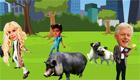 gratis : Juego de perros virtuales