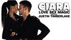 Música : Ciara feat. J. Timberlake -Love Sex Magic