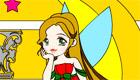 gratis : Colorea a la bonita hada - 11