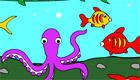 gratis : Colorear el mar - 11