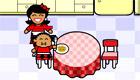Una mamá en la cocina
