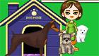 decoración : Una tienda de animales para chicas