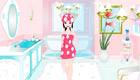 decoración : Cuarto de baño para chica