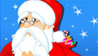 decoración : Paisaje navideño