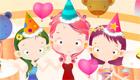 decoración : El cumpleaños de Prudence