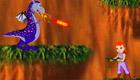 gratis : Juego de aventuras de la Chica Dragón