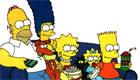 famosos : La casa de los Simpsons