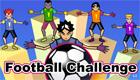gratis : Desafío futbolístico