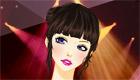 maquillaje : Gabrielle, una futura supermodelo
