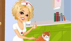 vestir : Juegos de veterinaria