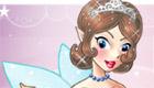 vestir : Vestir a una princesa hada